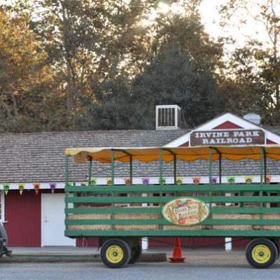 Giveaway: Irvine Park Railroad 12th Annual Pumpkin Patch