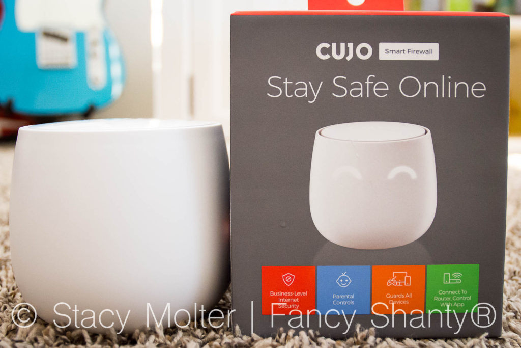 Cujo Smart Firewall with Parental Controls