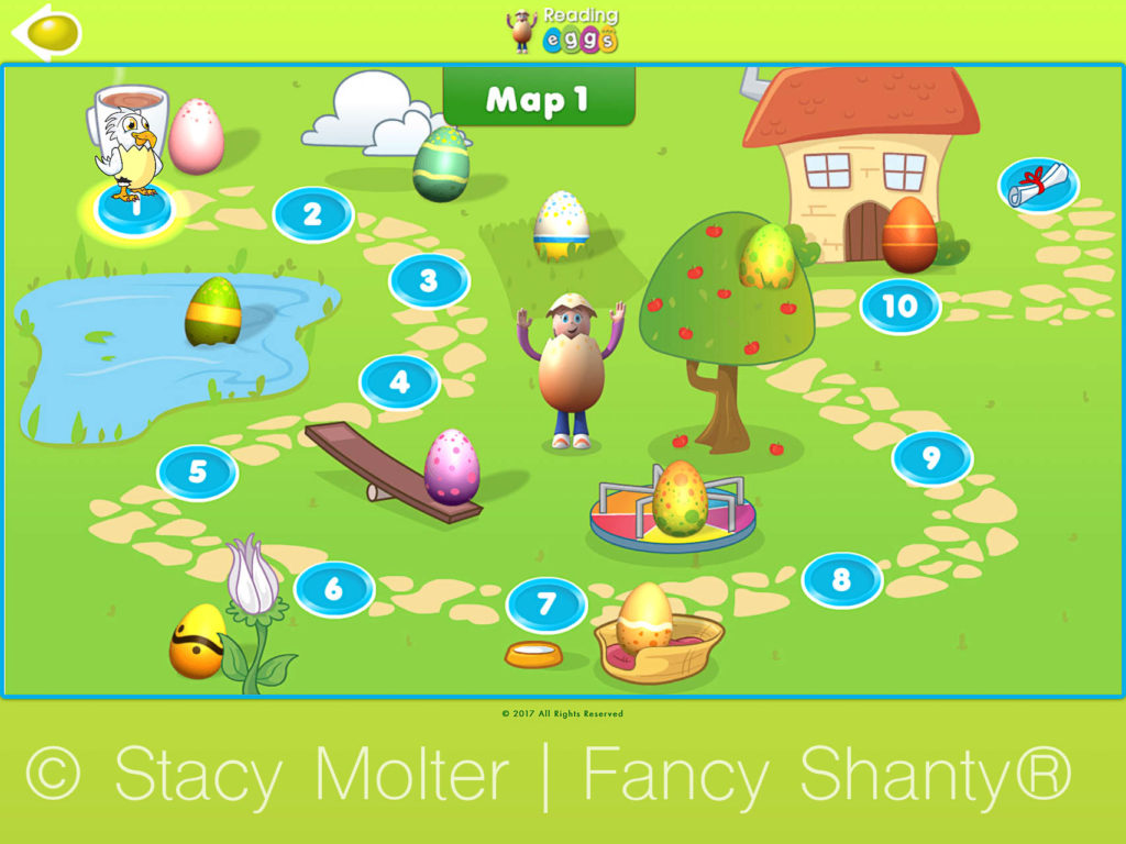 Homeschool Reading Made Easy with Reading Eggs