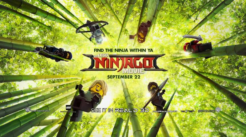 The Lego Ninjago Movie Cast Interviews & Review