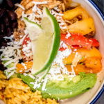 Organic Roasted Chicken Chipotle Bowls Recipe