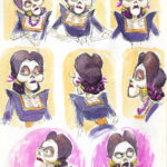 Bringing to Life the Dia de los Muertos Skeletons of Disney•Pixar's Coco