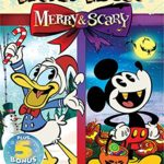 Giveaway: Mickey Mouse: Merry & Scary Kit