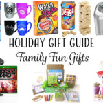 Family Fun Holiday Gift Guide 2017