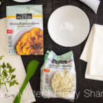 Starch Free Side Dishes with Alexia