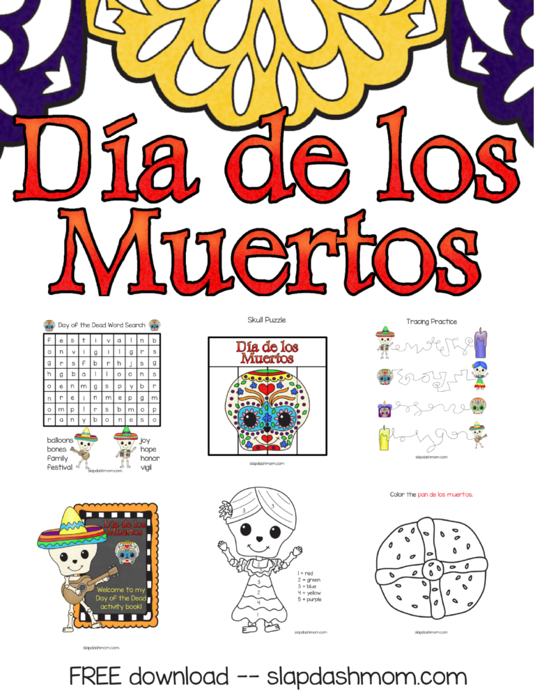 Day of the Dead Unit Study