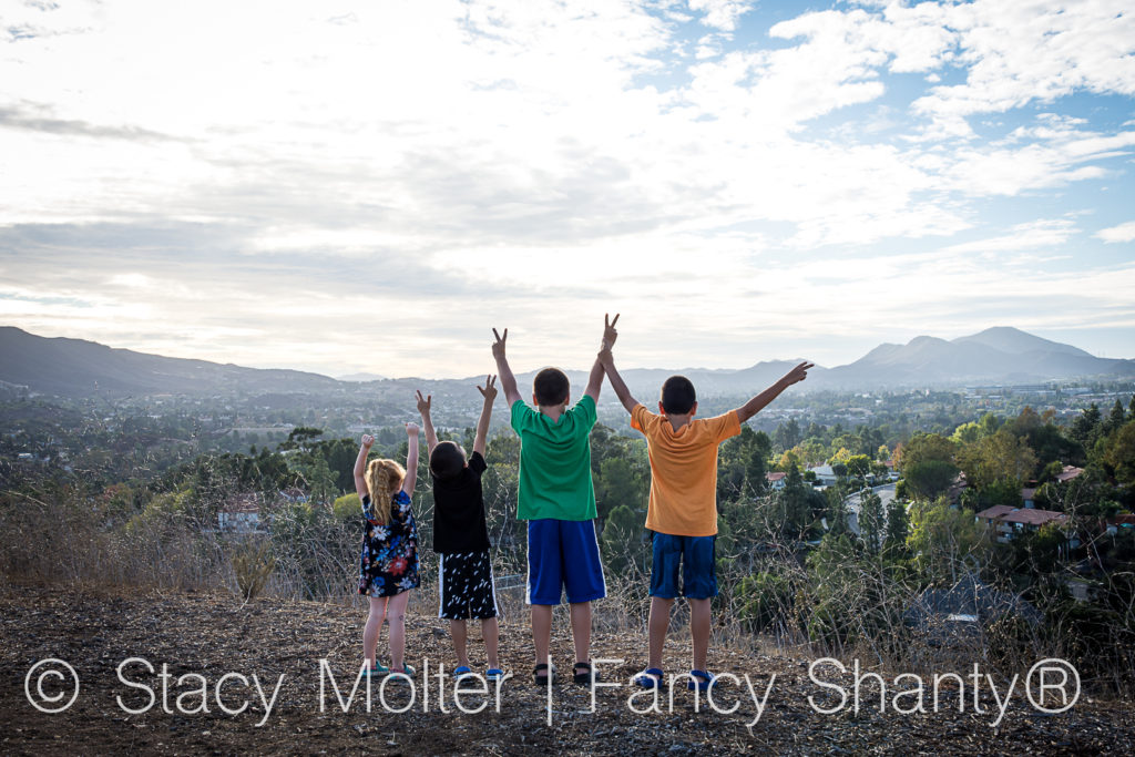 Hiking Around Southern California with Kids