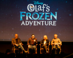 Celebrate Family Traditions with Olaf's Frozen Adventure