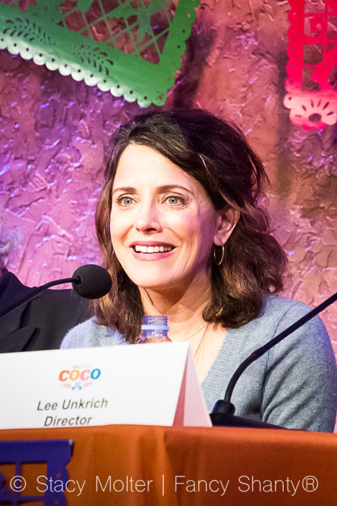 Pixar Coco Press Conference