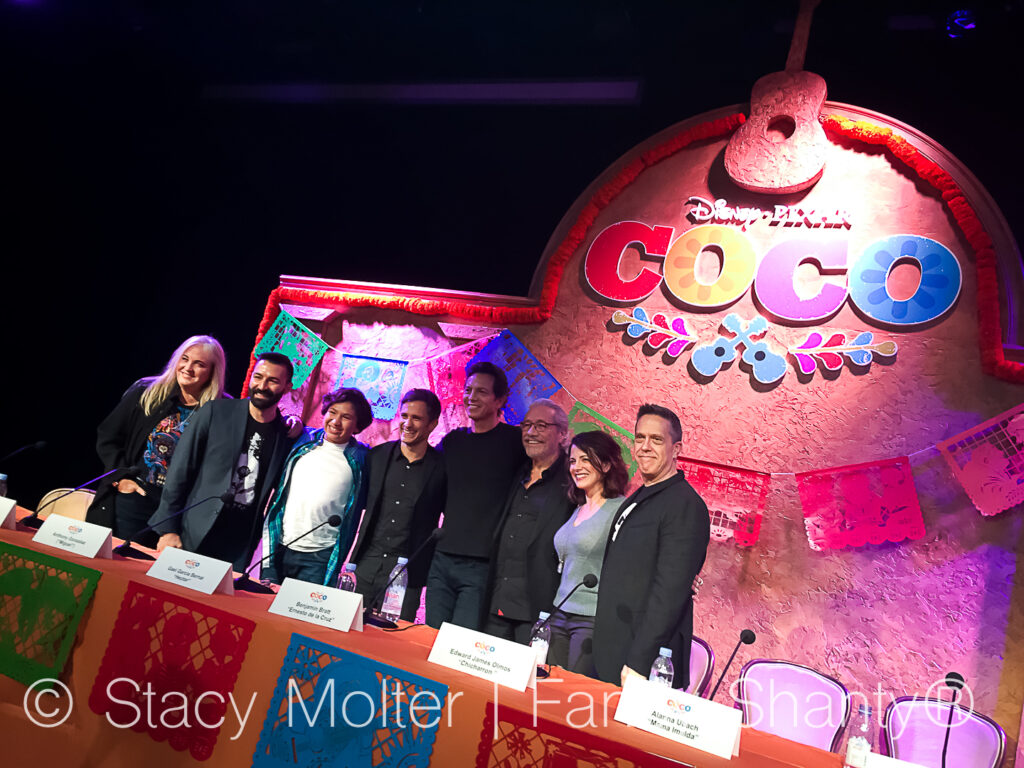 Disney Pixar Coco Press Conference - Celebrating Mexican Culture