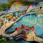 New Pixar Pier Rides Coming to Disney California Adventure Park