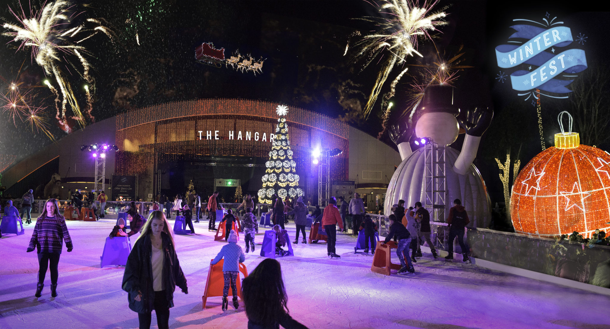 Winter Fest OC Family Fun Pack Giveaway