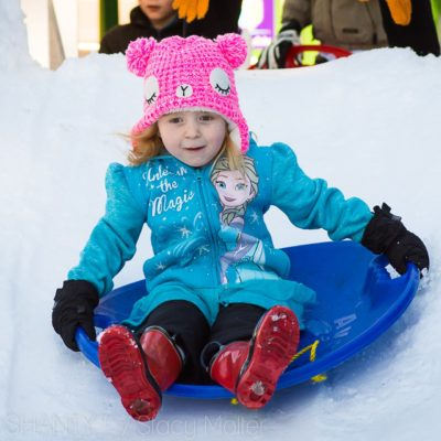Discovery Cube LA Winter Wonderfest Giveaway