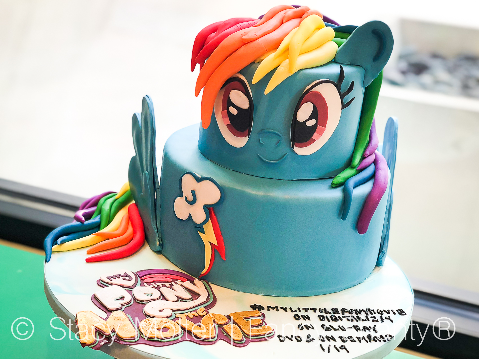 Easy My Little Pony Party Ideas California Unpublished