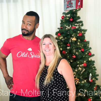 Talking Puberty Tips with Isaiah Mustafa – Last Minute Stocking Stuffers for Guys