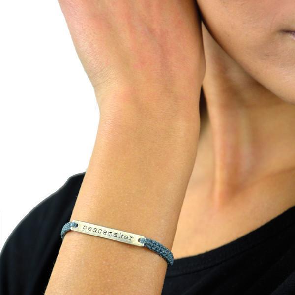 Peacemaker Bracelet
