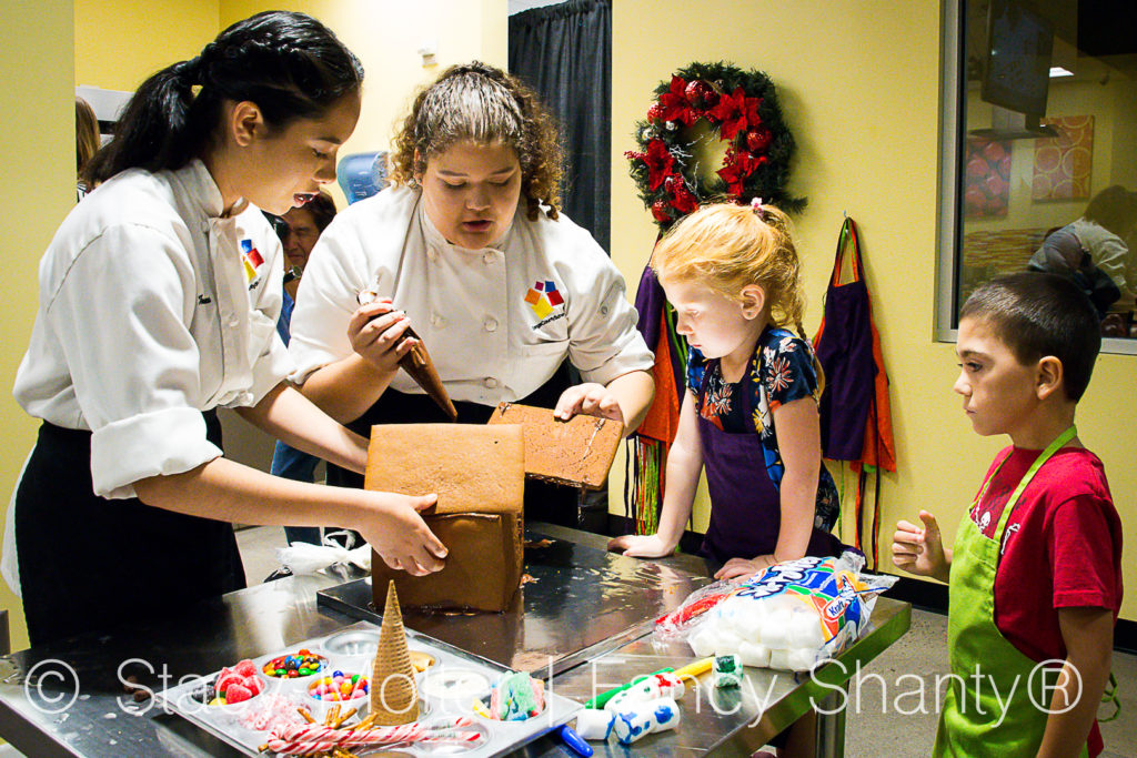 Science of Gingerbread Returns to Discovery Cube