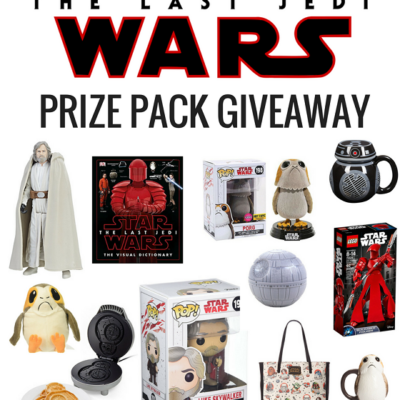 Galactic Star Wars: The Last Jedi Giveaway