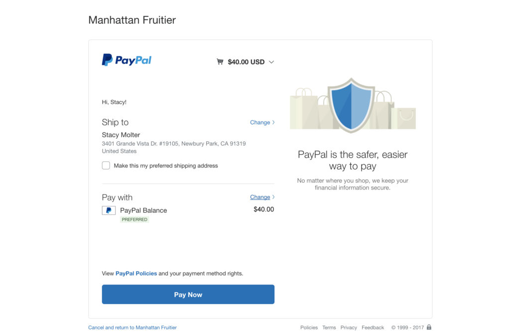 5 Reasons to Shop PayPal Small Merchants Everyday