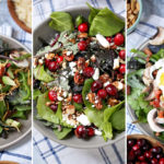 3 Easy Salad Recipes