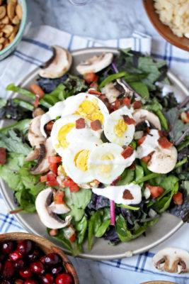 3 Easy Salad Recipes