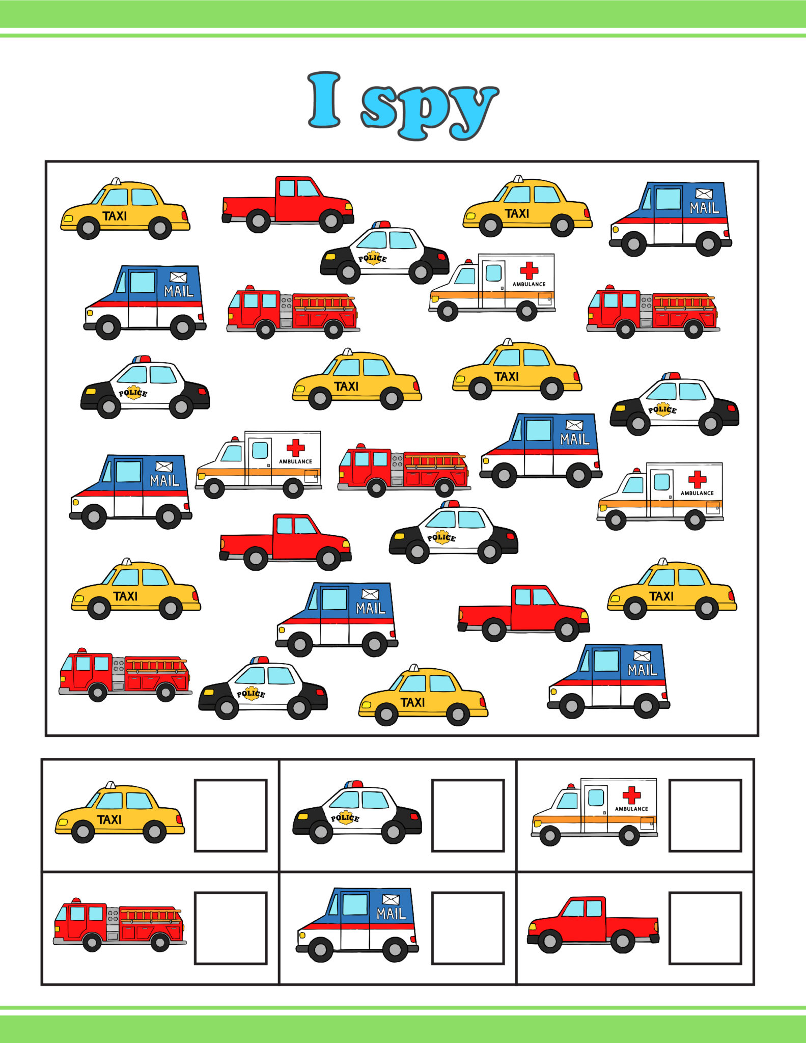 This is a picture of Nifty Printable Road Trip Games