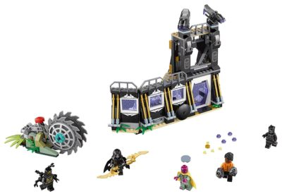 LEGO Super Heroes Corvus Glaive Thresher Attack