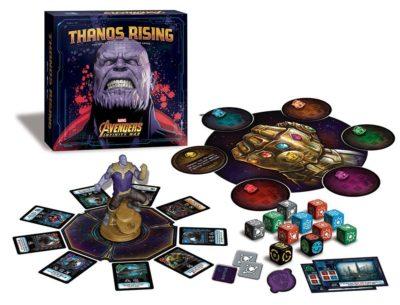 Infinity War Thanos Rising Game