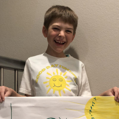 Ian's Story – Fundraiser for The Painted Turtle