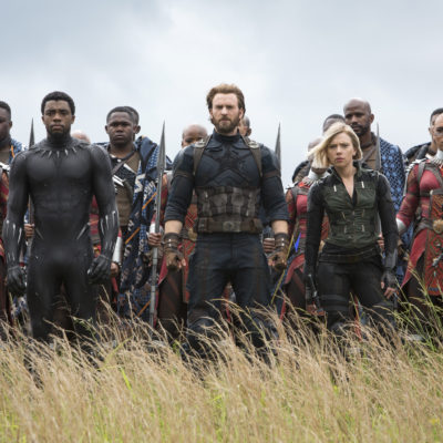Is Avengers: Infinity War Safe For Kids?
