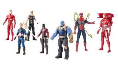 Marvel Avengers: Infinity War Titan Hero Power FX