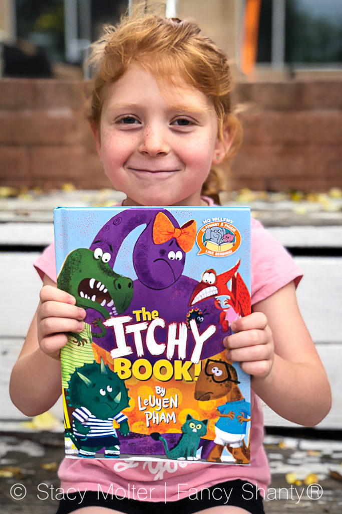 The Itchy Book Review and Giveaway