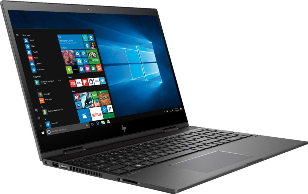 HP Envy x360 Laptop – Convertible-Hybrid Laptop Wows for Back to School