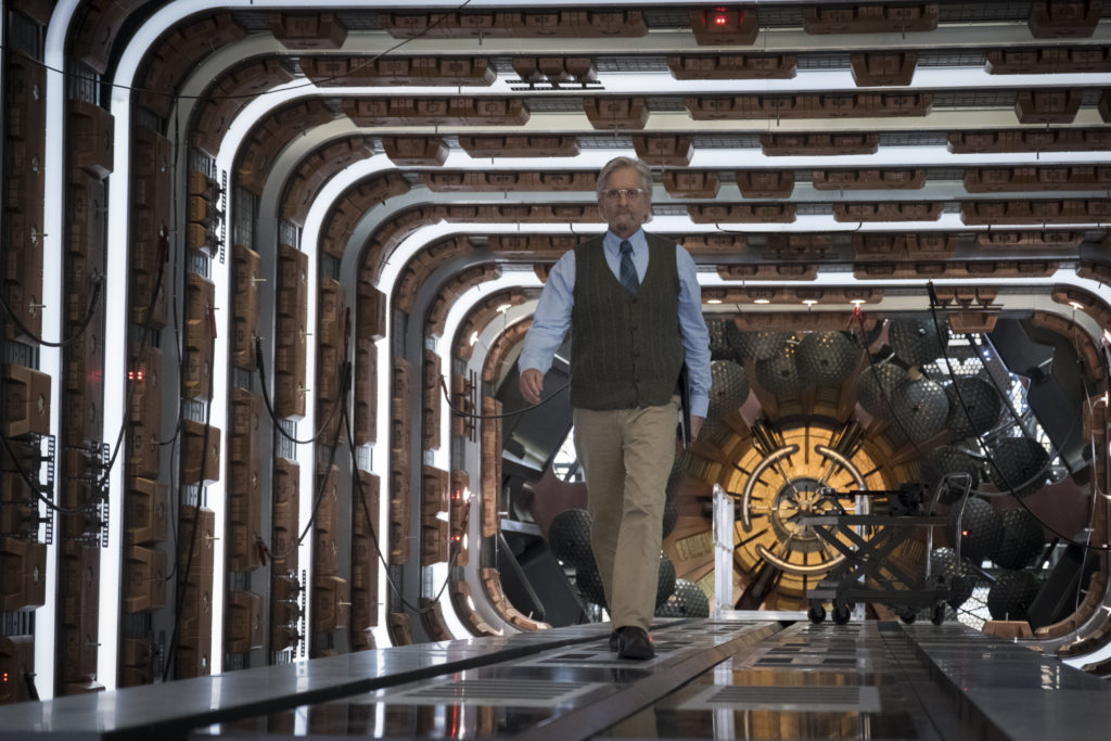 Ant-Man and The Wasp - Small Scale Production Big on Fun