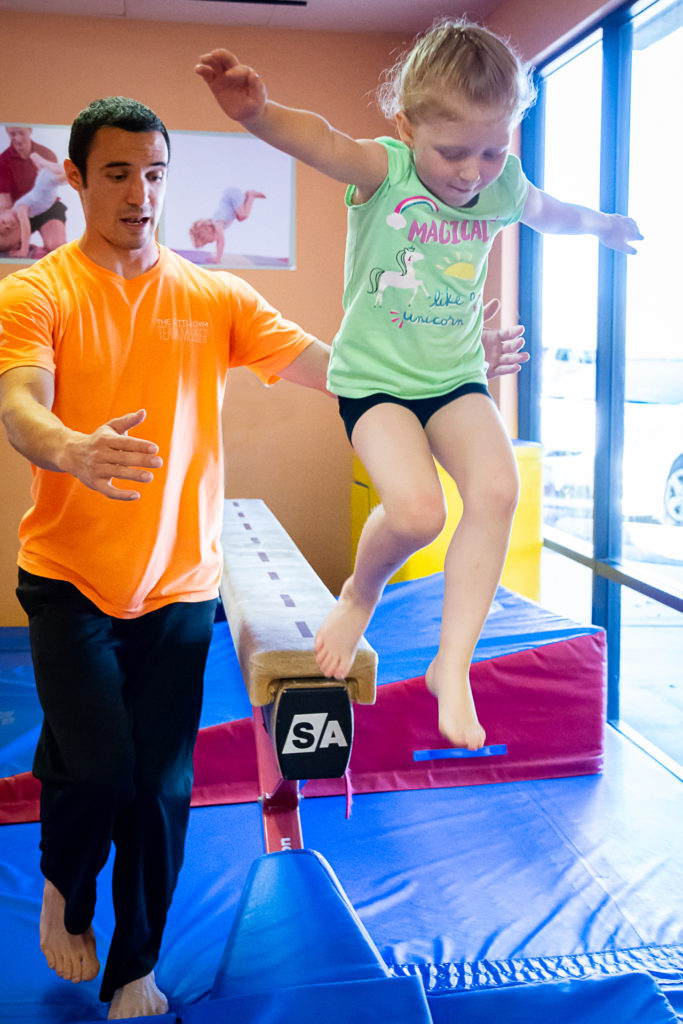 The Little Gym - Gymnastics for Kids