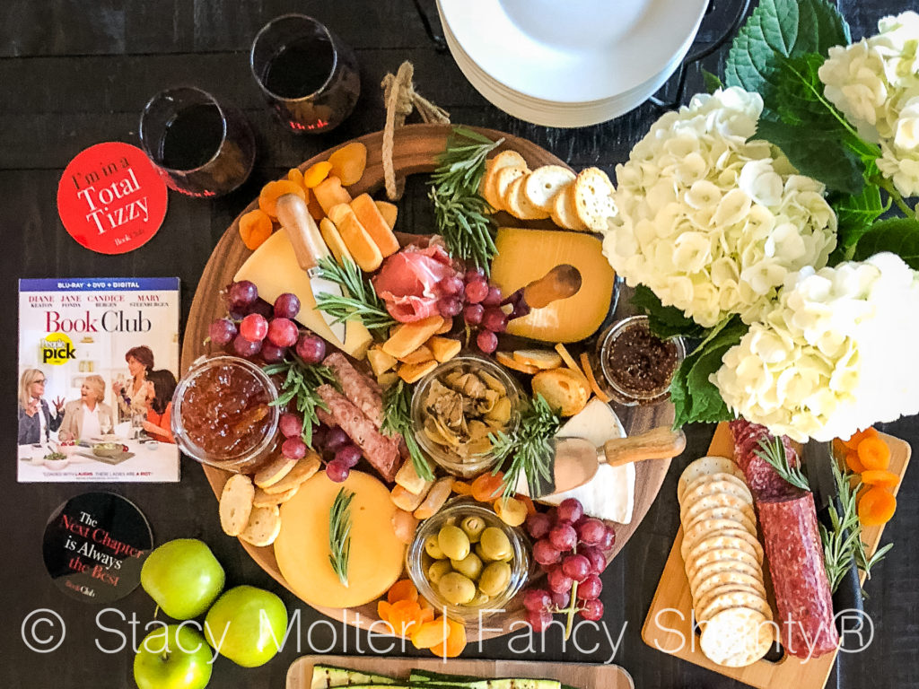 Easy Cheese Board Ideas for a Girls Night In