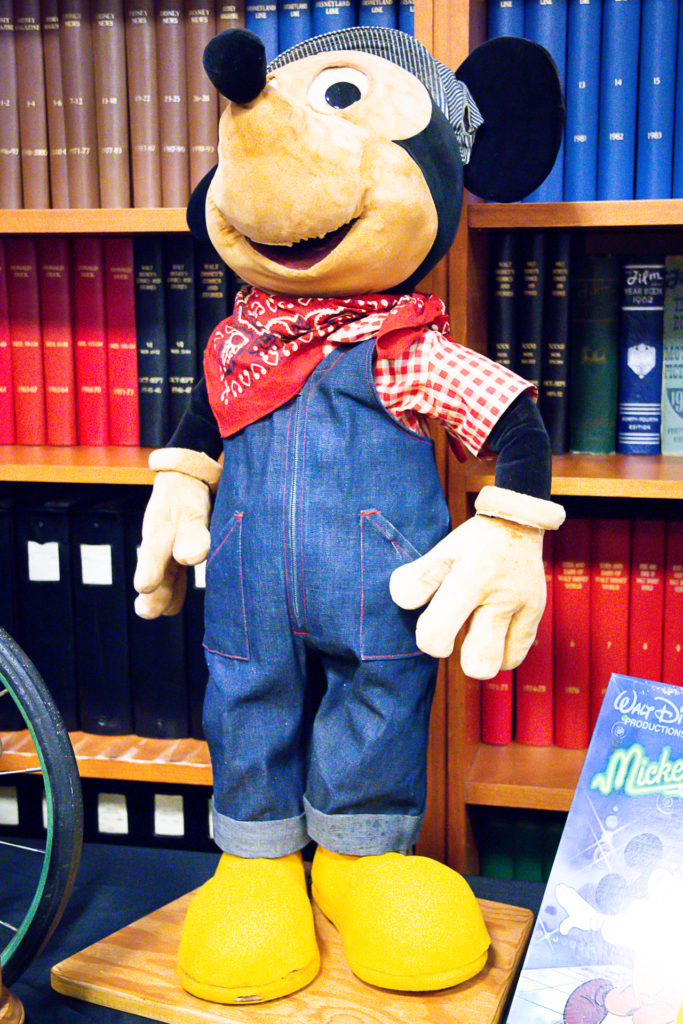 Visit the Walt Disney Archives