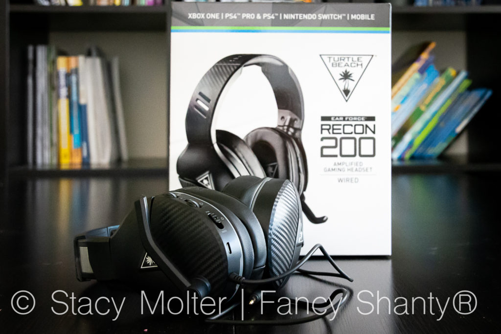 Turtle Beach Recon 200 - Immersive Gaming Headset