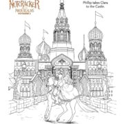 The Nutcracker Activity Sheets
