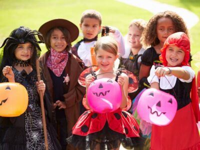 Halloween Kids Day Event