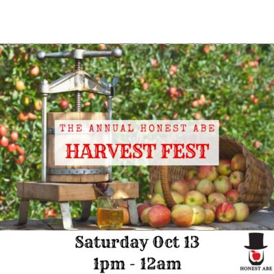 Honest Abe Harvest Festival