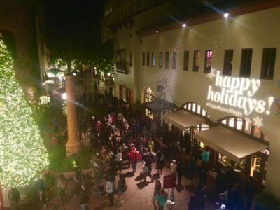 Santa Barbara's Christmas Night Market