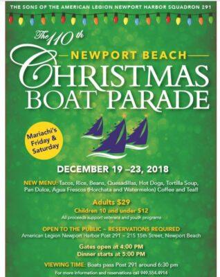 Christmas Boat Parade Fiesta