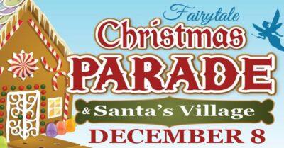 Christmas Parade & Santa's Village