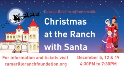 Christmas at the Historic Camarillo Ranch with Santa