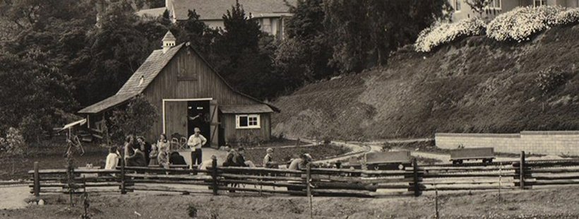 Walt Disney's Carolwood Barn