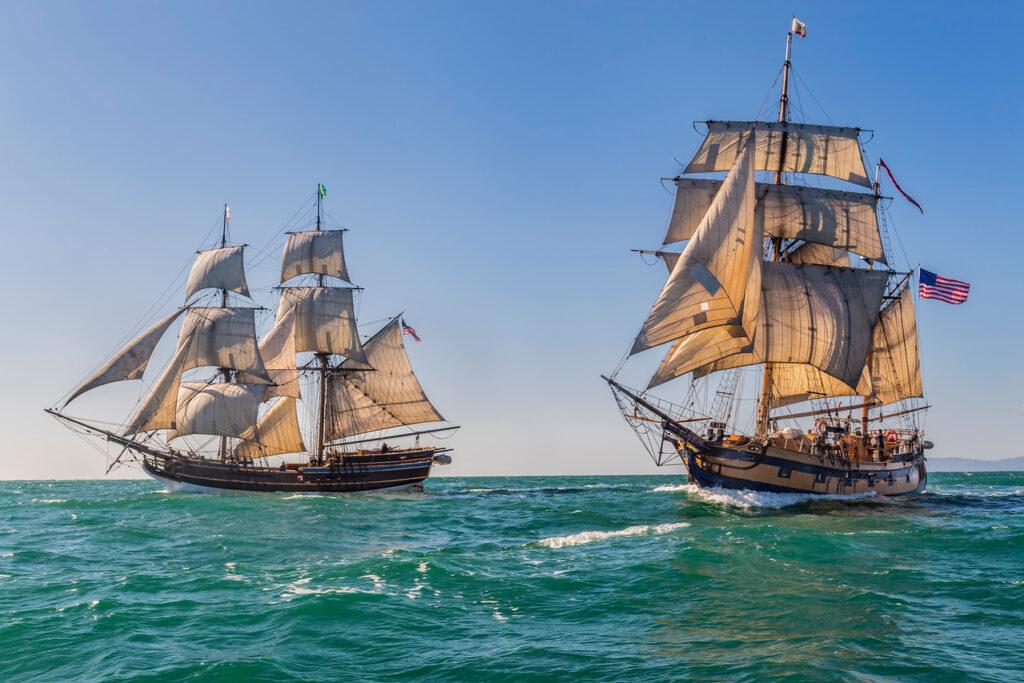 Tall Ships Ventura Harbor 2019