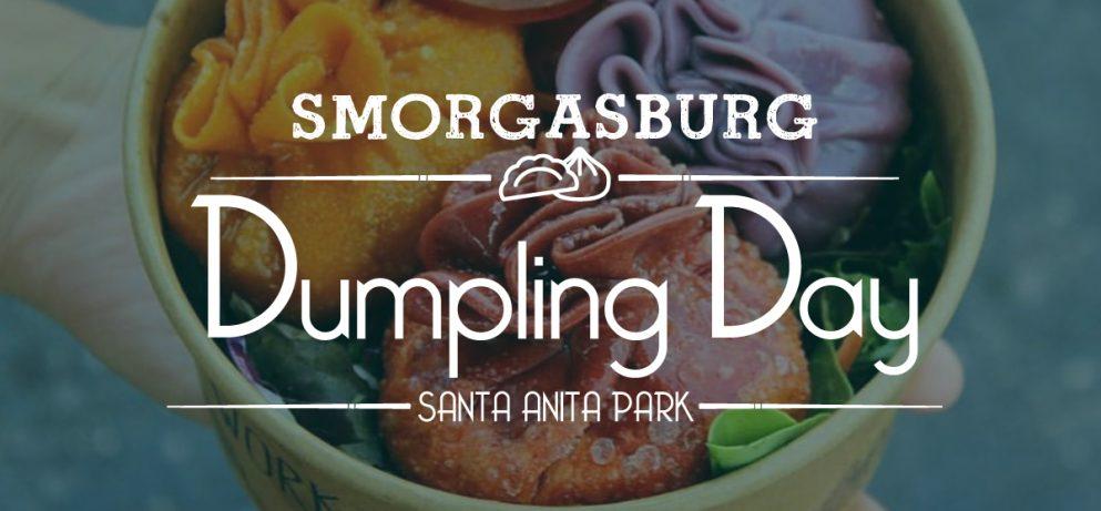 Smorgasburg Dumpling Day