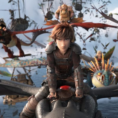 The Cast of How to Train Your Dragon: The Hidden World on Being Courageous, Bidding a Heartwarming Farewell to the Series