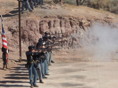 Civil War Days - Calico Ghost Town